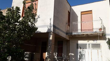 Villa in vendita a Salaparuta