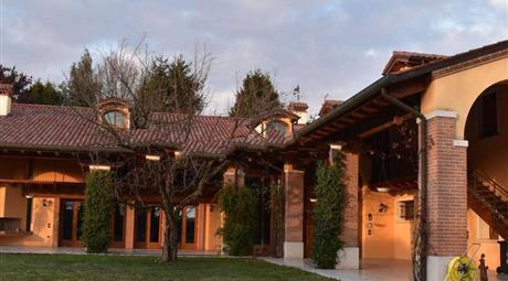 Villa unifamiliare via Calvisano, Rosà