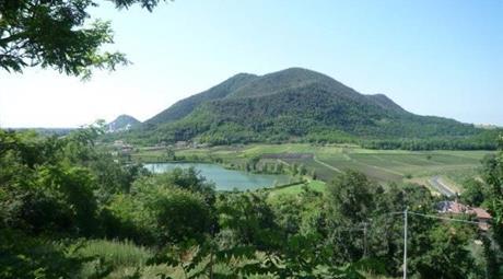 RusticoVilla vista lago