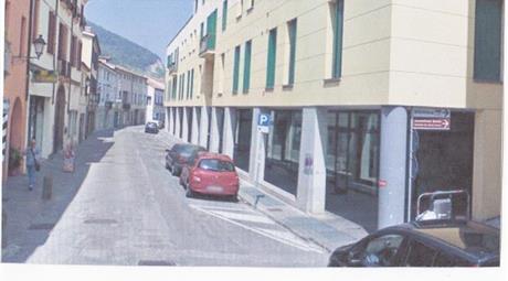 Centro storico Monselice – appartamento nuovo di tre camere e 2 bagni.