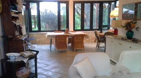Villa in terrasini (zona cala rossa)