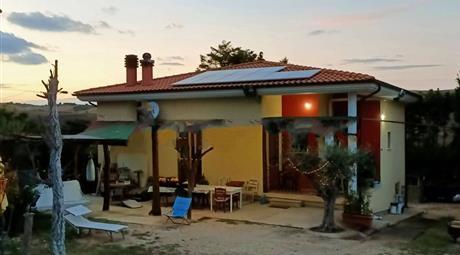 Villa unifamiliare Strada Comunale Petacciato, Guglionesi