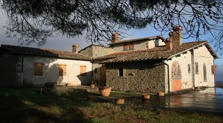 Rustico, Casale in Vendita in Via di Gaville 68 a Figline e Incisa Valdarno