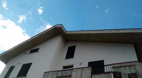 Appartamento in bifamiliare con annesso terreno