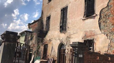Villa in vendita nella via Capannone a Ponte Buggianese