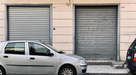 Vendesi locale comercale (40mq) + Deposito (100mq) in via  Trevisani a Bari (BA)