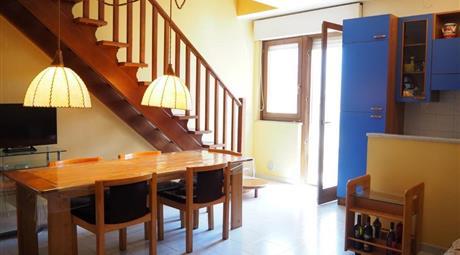 Spazioso appartamento a Marina di Città Sant'Angelo