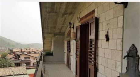 Affittasi appartamento mansardato a Monteforte Irpino