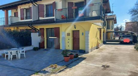 Villa bifamiliare via Sesto 12, Acquanegra Cremonese