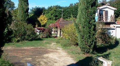 Casa di campagna con dependance e grande giardino