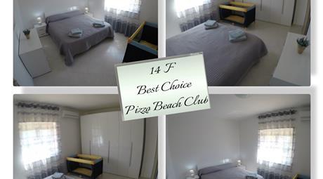 Splendido appartamento 14F con due camere da letto PIZZO BEACH CLUB 2 PISCINE/parco giochi