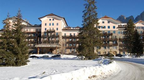 Multiproprietà in Grand Hotel Carezza - Carezza BZ