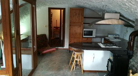Caratteristico appartamento in Baita