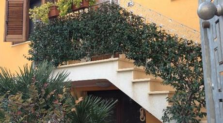 Villa singola a schiera