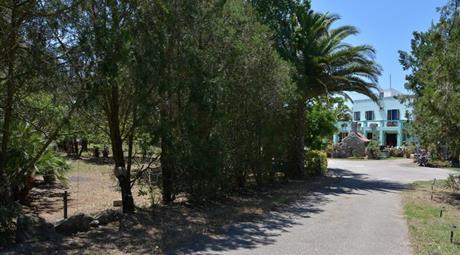 Villa - Struttura ricettiva - Parco