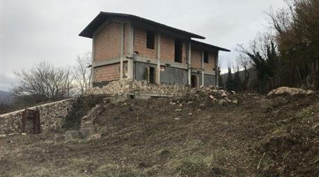 Rustico, Casale in Vendita in Via Aldo Moro 65 a Ascrea