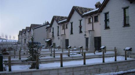 Villa a schiera via Campine 2, Rocca di Mezzo