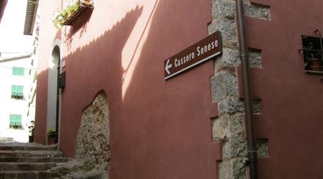 Terratetto ristrutturato in vendita in Roccalbegna