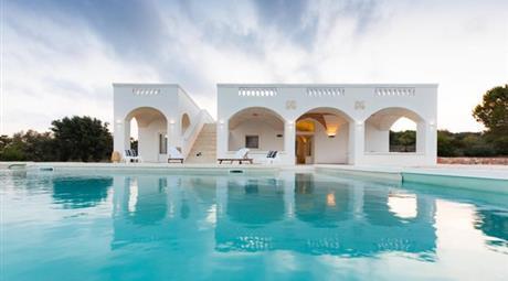 Villa con piscina 8 posti letto 200mq