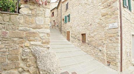 Casa in vendita a Monteverdi Marittimo