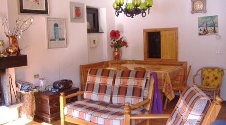 Casa ad aprica con un paesaggio mozzafiato