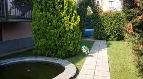 Appartamento con giardino esclusivo