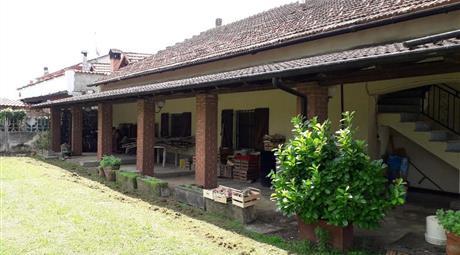 Villa indipendente su due livelli
