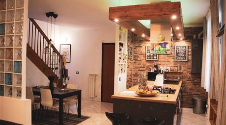 Grazioso appartamento in condominio