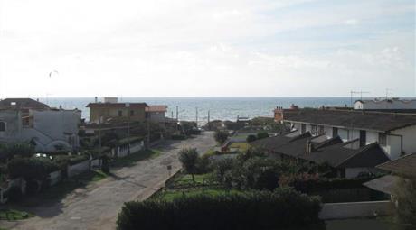 Appartamento a 150 metri dal mare eccezionale vista