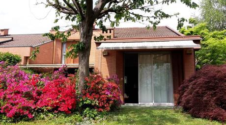Villa a schiera via Monte Bernasco, Varese