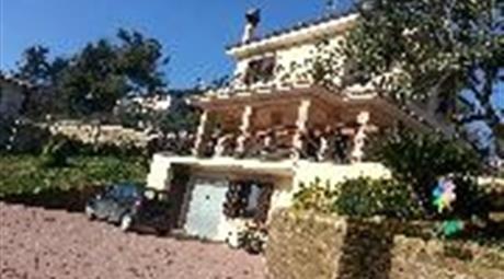 Villa unifamiliare-vista panoramica
