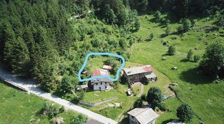Rustico in vendita a Val Belviso Teglio- Aprica
