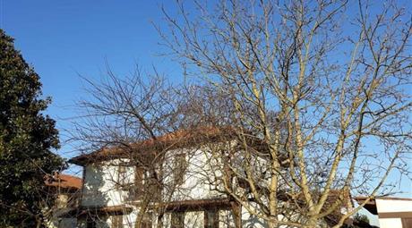 Villa unifamiliare via Uberto Olevano, Mortara