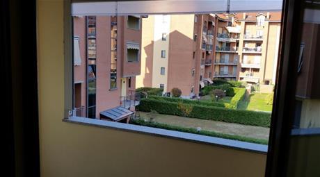 Grazioso trilocale con balconi