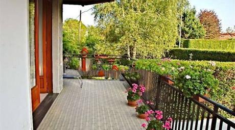 Villa unifamiliare frazione Chiagnotti 1, Forno Canavese