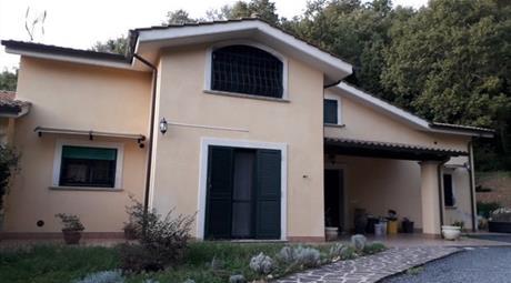 Villetta a Manziana (RM)