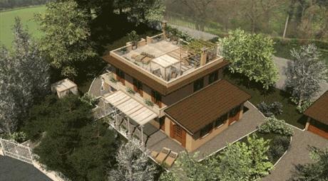 Villa via Lago di Como, Guidonia Montecelio