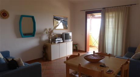 San Teodoro appartamento con splendida vista mare