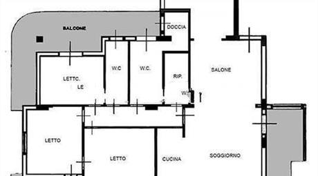 Appartamento via Consolare Antica 163, Capo d'Orlando