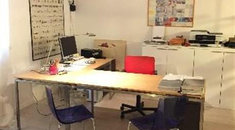 Ufficio in spazio coworking solo tecnici: Arch.Ing