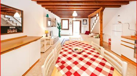 Appartamento duplex con spazio esterno privato