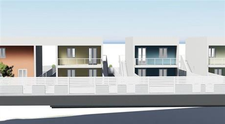 Appartamenti in villa in costruzione