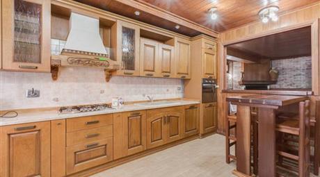 Splendido appartamento in villa di 170mq