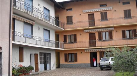 Appartamento trilocale - in centro