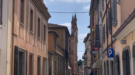 Stabile storico in centro di Castel San Giovanni