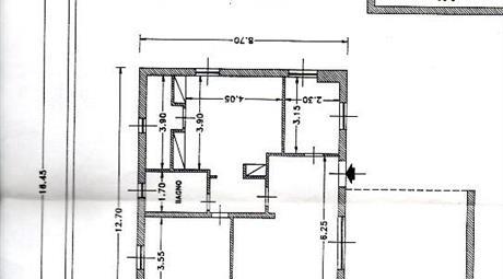 Una costruzione con due Appartamenti + 3000mq di terreno