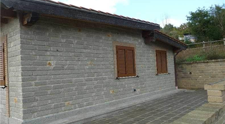 Casa Indipendente - vista panoramica