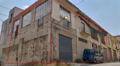 Stabile, Palazzo in Vendita in Via Pergolesi 12 a San Giovanni Gemini