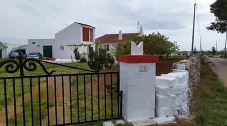Casa e terreno in vendita a contrada Terzi, Mottola