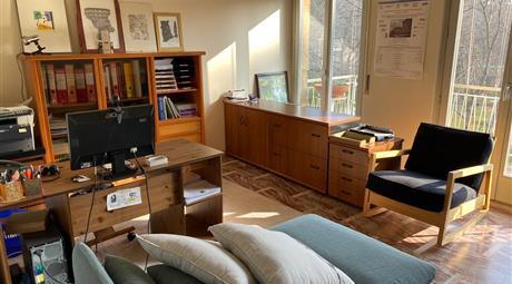 Stanza di 20mq in ufficio condiviso